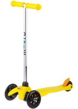 Micro Mini Yellow Sporty