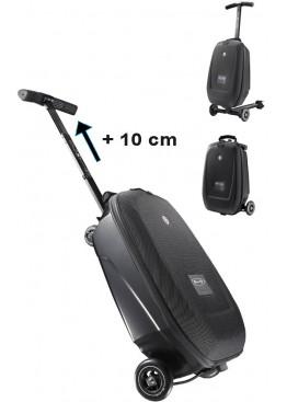 Чемодан-смокат Micro Luggage Black чёрный