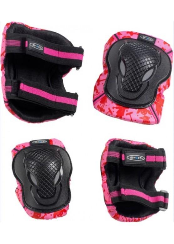 Защита Micro 2 в 1 (розовый)