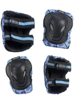 Защита Micro 2 в 1 (синий)